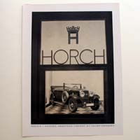 Horch - 1928