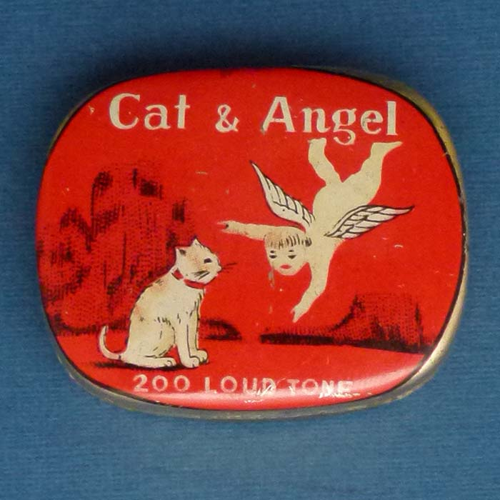 Cat & Angel, Grammophon - Nadeldose
