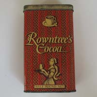 Rowntree's Cacao, York,  England