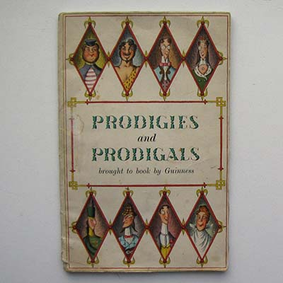 Prodigies and Prodigals, Guinness Bier, 1939