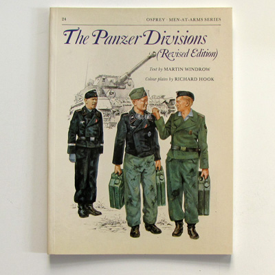 The Panzer Divisions (Revised Edition), Men-at-Arms 24