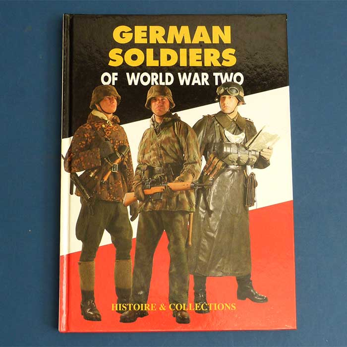 German Soldiers of the World War Two