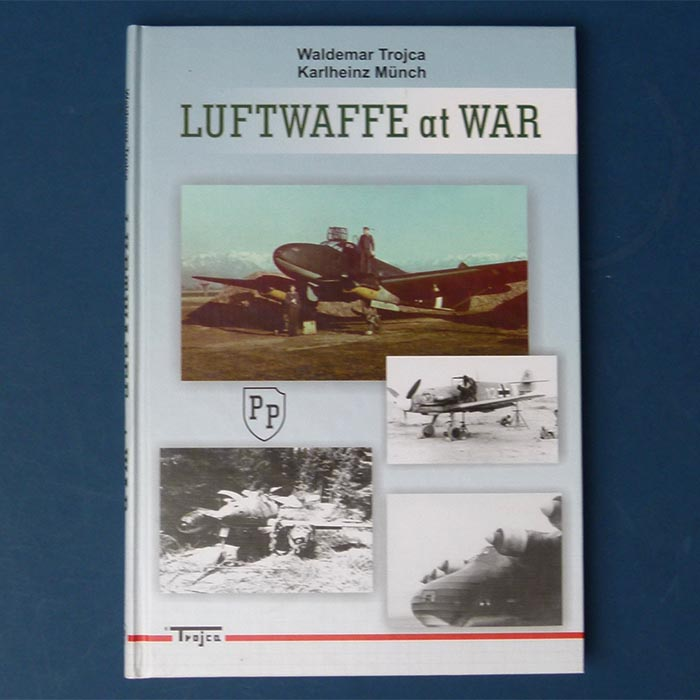 Luftwaffe at War, Waldemar Trojca, PP, 2007