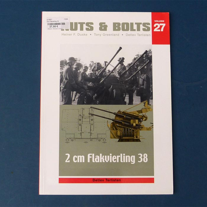 Nuts & Bolts - Volume 27 / 2 cm Flakvierling 38
